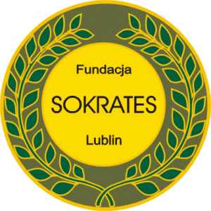 Logo Fundacji Sokrates