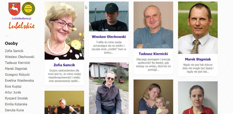 LudzieBezBarier.pl - informatyk